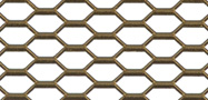 Decorative mesh